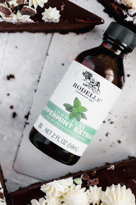 Rodelle peppermint extract